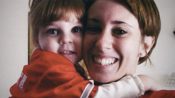 Before the trial: Casey Anthony gave birth to her daughter, Caylee Anthony (pictured here), on August 9, 2005, when she was 19 years old. The identity of Caylee's father hasn't been publicly identified.