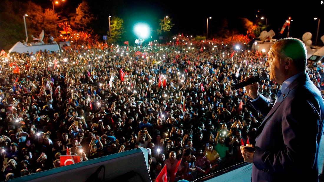 Turkey's Erdogan victorious in election that grants him unprecedented power
