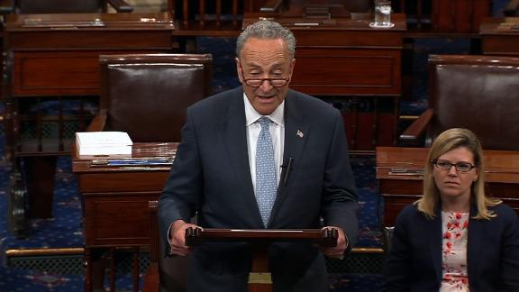 schumer house floor speech waters trump