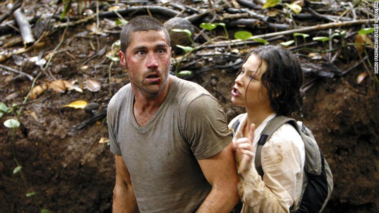 """The ending of hit TV show """"Lost"""" proved hugely controversial."""