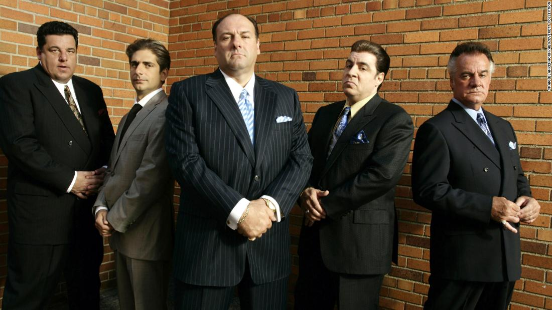 The Sopranos' cast debates show's ending on 20th anniversary