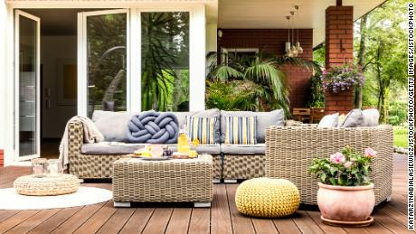 Upgrade Your Patio With These Furniture Sets And Decor Accents