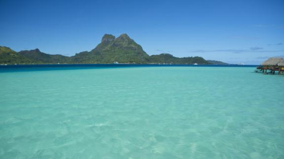 Tahiti: With balmy trade winds, a consistent climate and a combination of sheltered waters behind the reefs and more exciting open-water passages between islands, French Polynesia is a watery world like no other, with Bora Bora (pictured) as its fabled highlight.