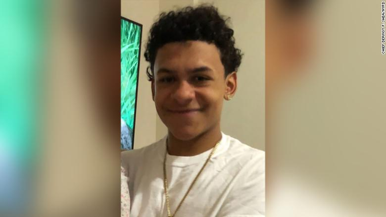 The slain youth was a member of the New York Police Department's Explorers program, police said.