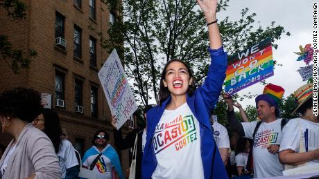 A 28-year-old Democratic Socialist just ousted a powerful, 10-term congressman in New York