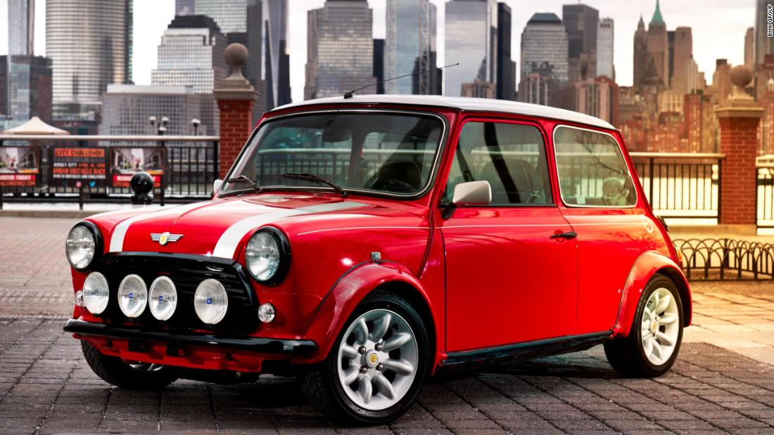 Classic Cars Are Reborn As Electric Vehicles Cnn