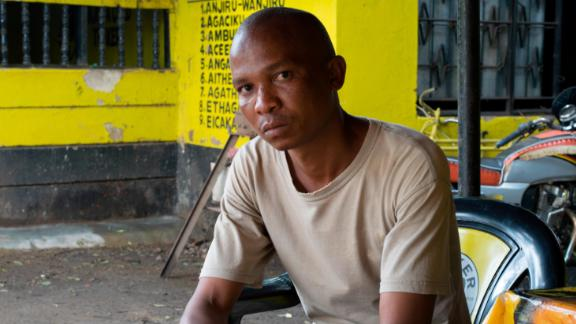 Elisha Njoroge,  who was imprisoned for two years in Mwea Prison talks to CNN about his experience in prison at his favorite local bar in Mwea town.