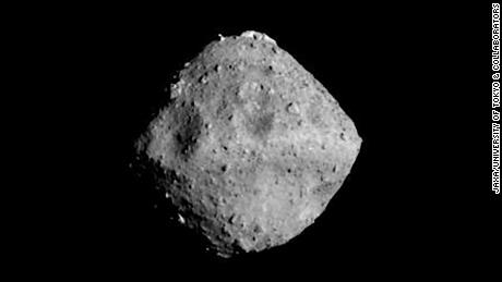 Hayabusa 2 visited the asteroid Ryugu to collect multiple samples.