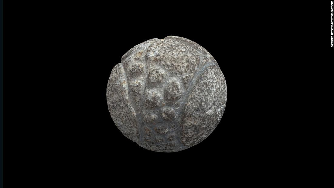 To gain a better understanding of the carved stone balls, and to bring the collection closer to the public, Hugo Anderson-Whymark, curator of National Museums Scotland, created 3D images of 60 balls from the museum's collection.