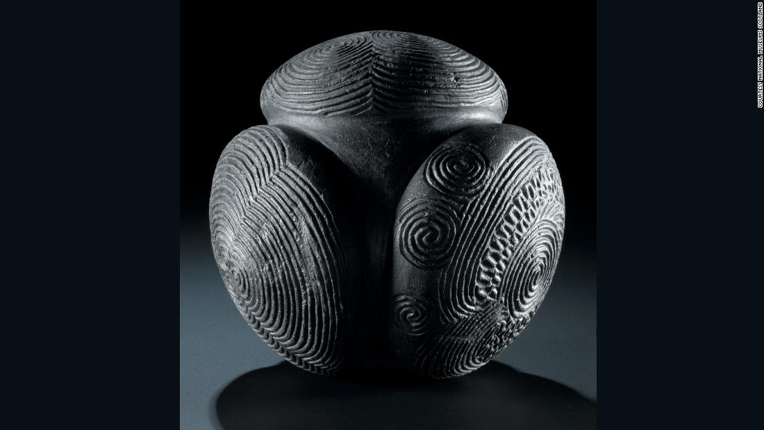 More than 500 of these 5,000-year-old carved stone balls have been discovered, mostly in Scotland, but their purpose remains a mystery.