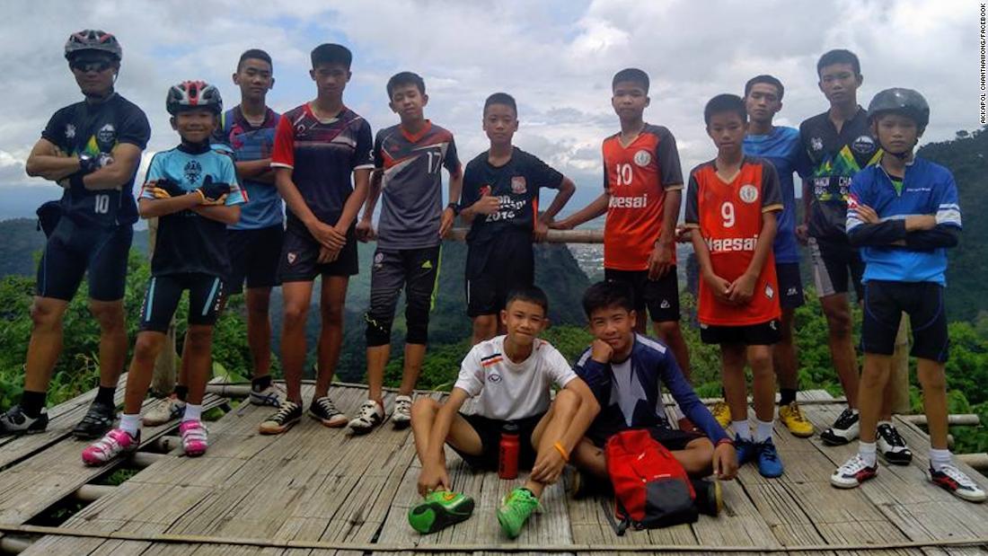 Soccer team found alive one kilometer underground – Trending Stuff