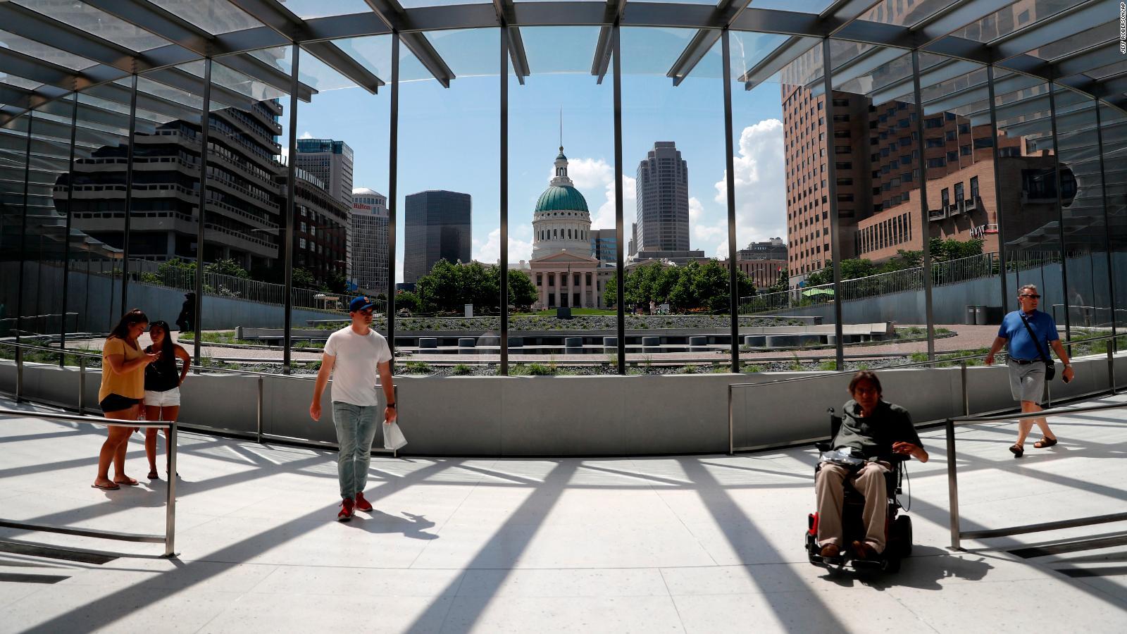 Gateway Arch Museum Reopening In St Louis Missouri Cnn Travel