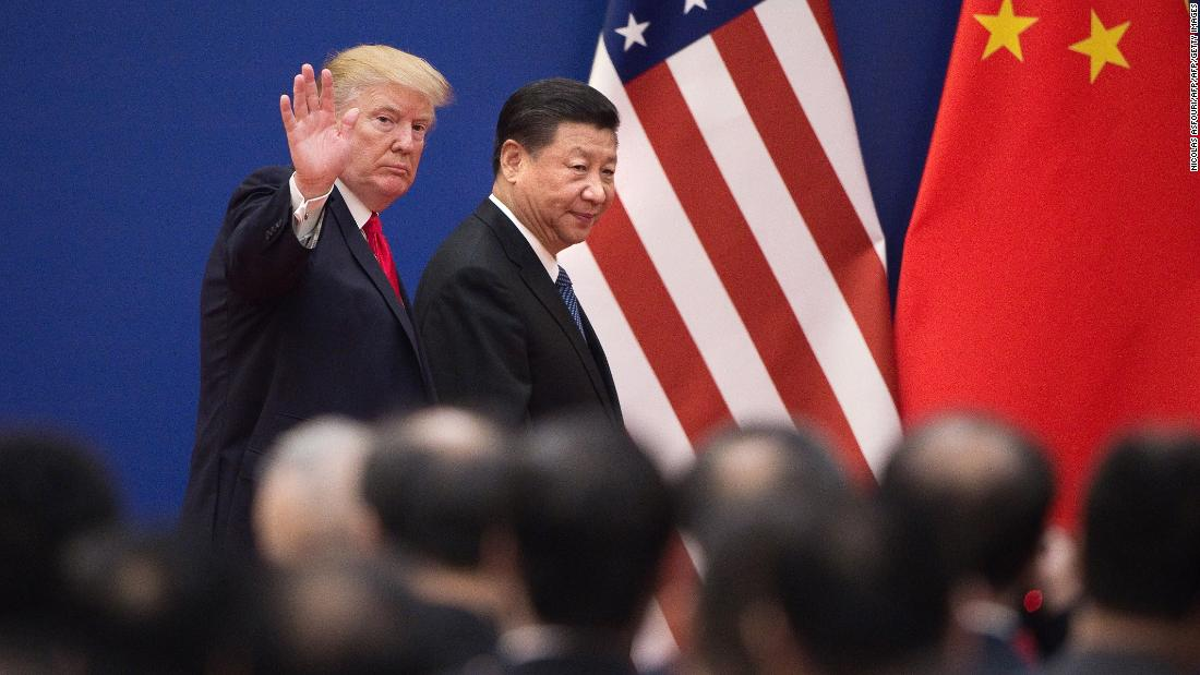 Are Trump and Xi on the brink of a new Cold War? – Trending Stuff