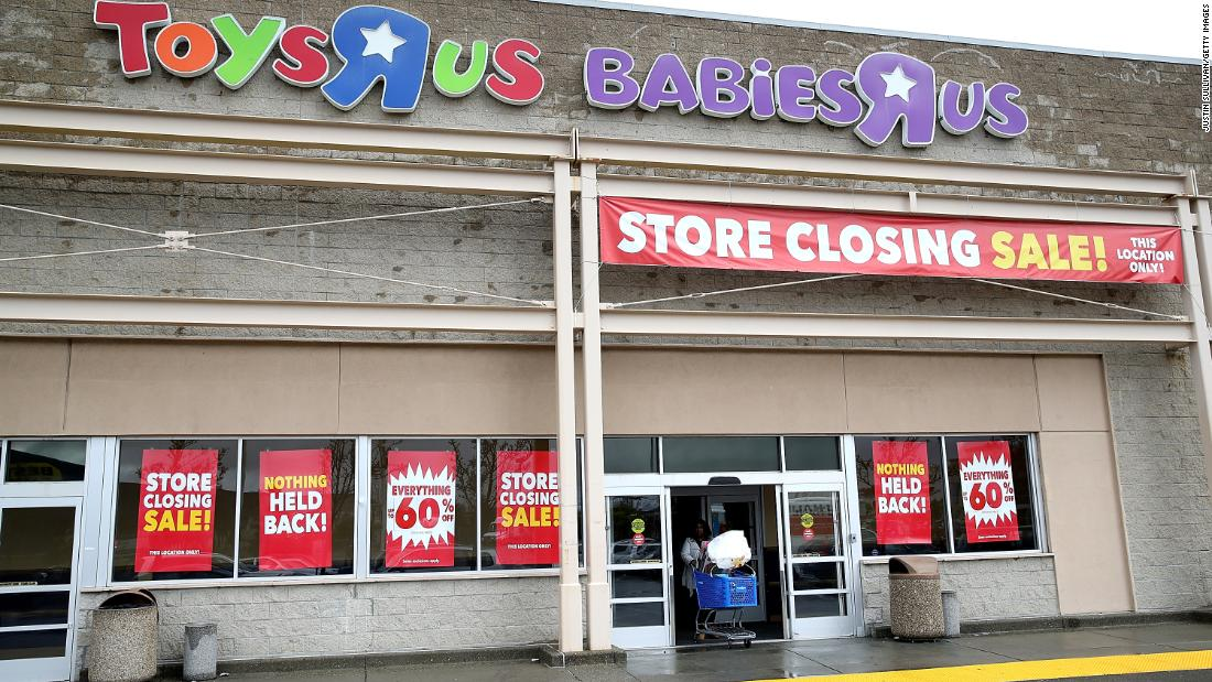 Toys R Us Brand May Be Brought Back To Life Cnn