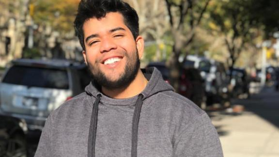 Columbia University student Joel Davis, 22, advocated for ending sexual violence. He was arrested Tuesday in New York and charged with enticement of a minor to engage in sexual activity and other crimes, federal prosecutors said.