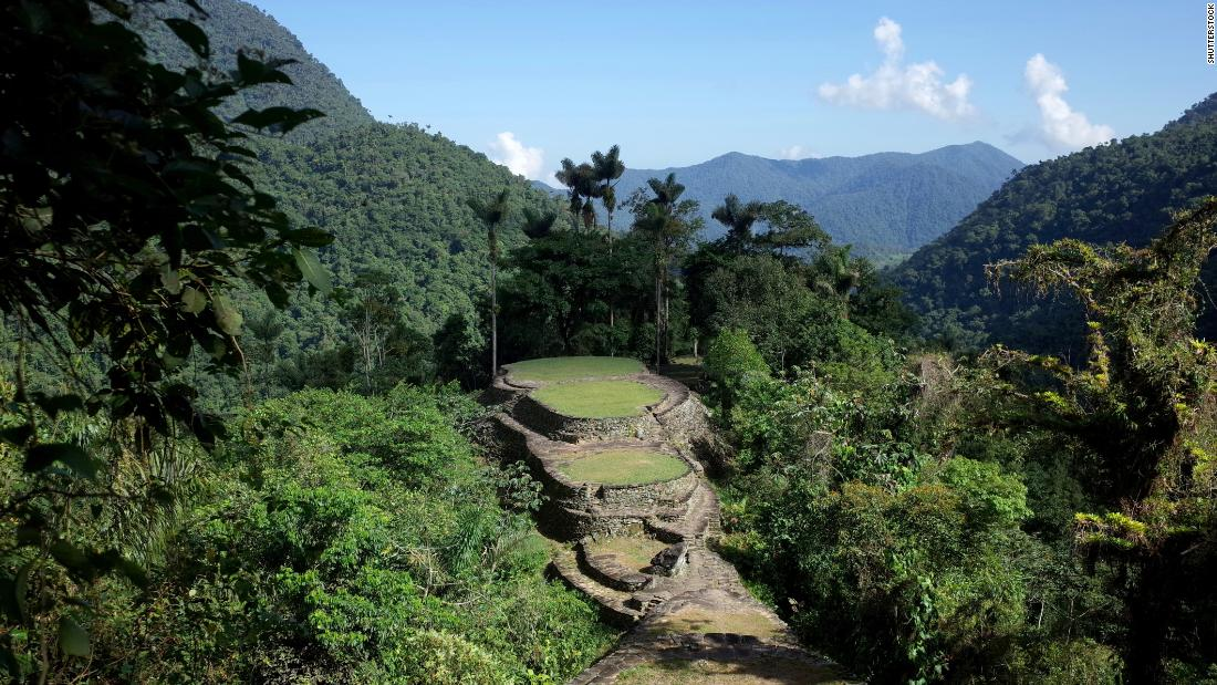 There's a 'lost city' here that's older than Machu Picchu