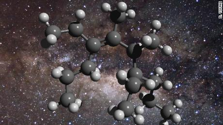 Scientists have found heavily abundant 'space grease', or aliphatic carbon, in space.