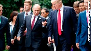 Despite Russia election bombshell, the Trump-Putin show will go on