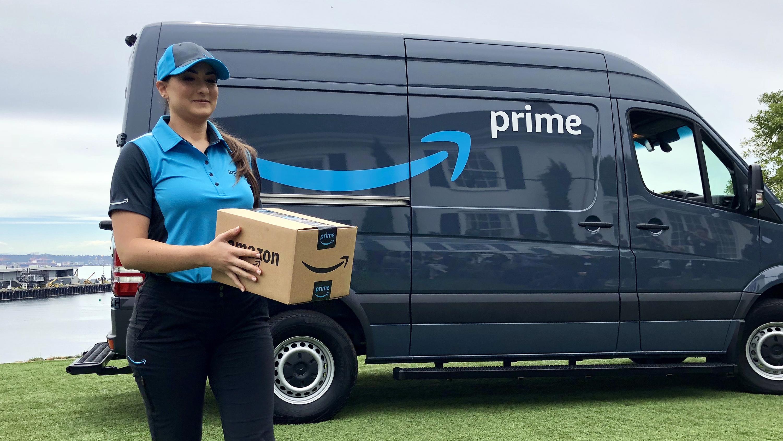 See Amazon s new Prime delivery initiative - CNN Video 7e9ad5dff