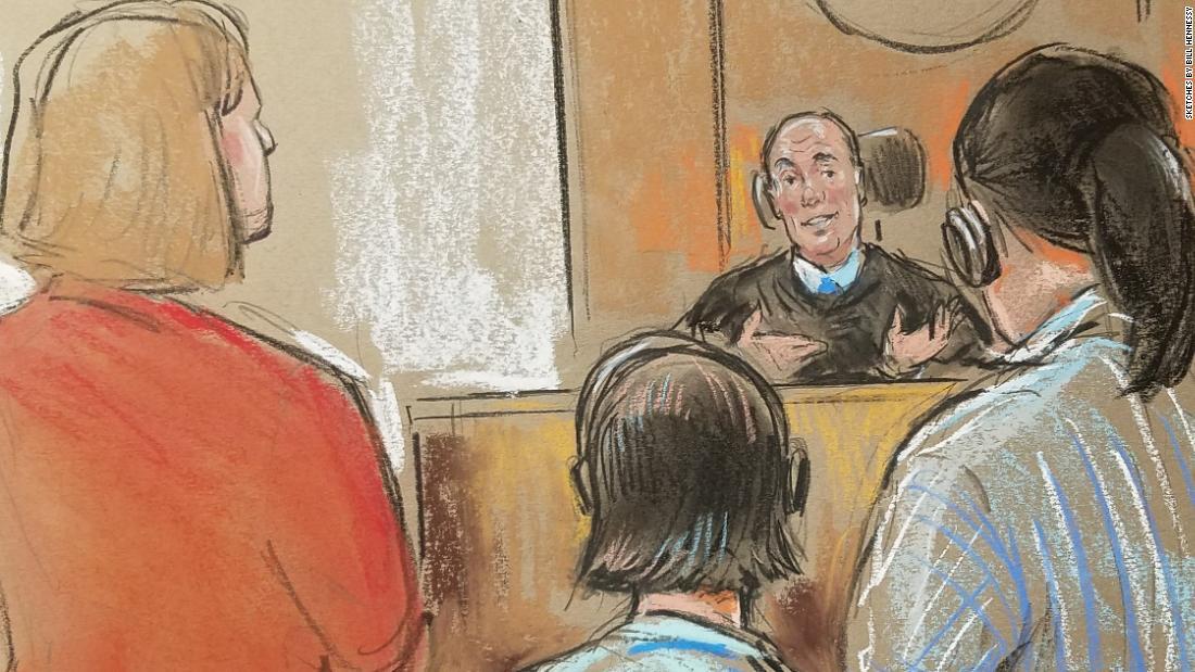Der Einwanderungs-Gericht Rückstand von mehr als 1 million Fälle von Daten-Gruppe sagt