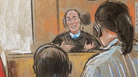 Immigration judges accuse Justice Department of unfair labor practices