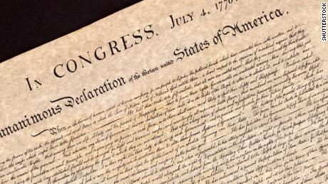 Declaration of Independence: Full text - CNN