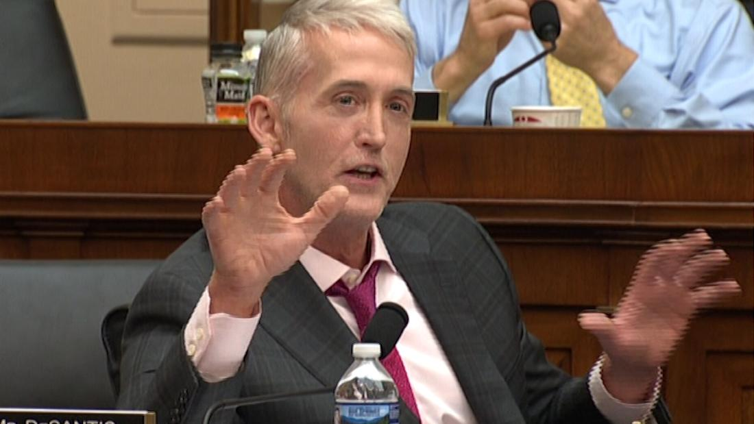 What Trey Gowdy gets totally wrong about the Mueller investigation