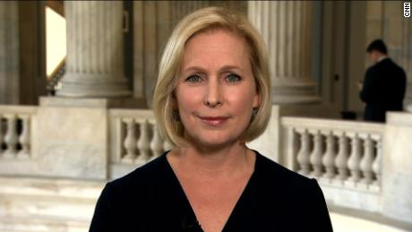 Kirsten Gillibrand of New York, along with fellow US senators Elizabeth Warren, Richard Blumenthal, Bernie Sanders, Mazie Hirono, and Cory Booker, signed a letter to DHS demanding better oversight over immigrant detainee work programs.