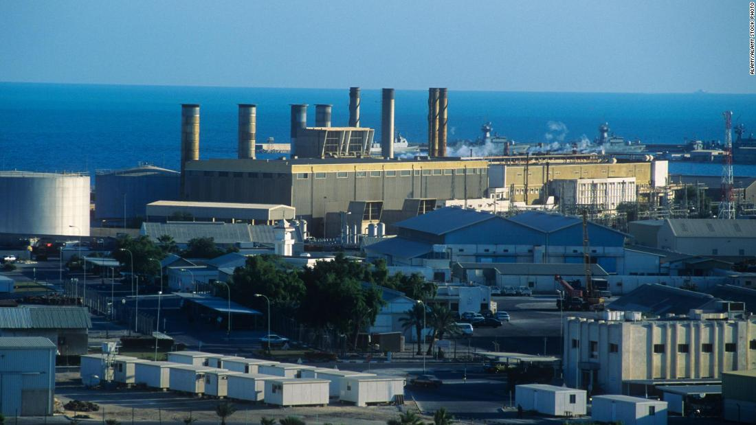 "MENA accounts for nearly half of the world's desalination capacity, according to <a href=""https://openknowledge.worldbank.org/handle/10986/27659"" target=""_blank"">World Bank calculations</a>, making it the largest desalination market in the world. Desalination is widely practiced in the oil-rich nations of the Gulf, at plants like this one in Qatar."