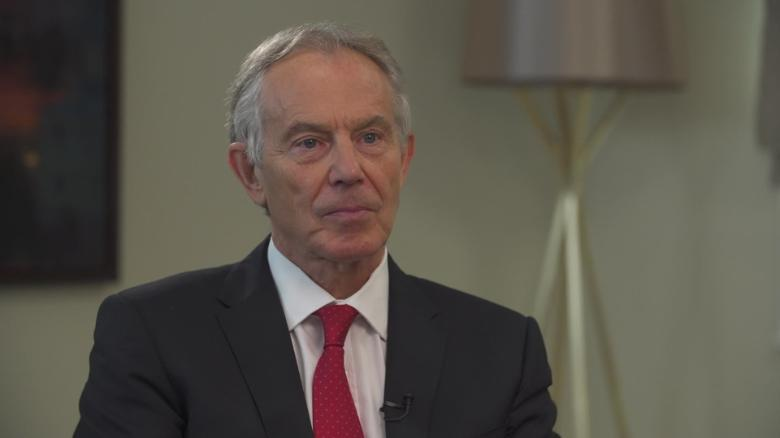 Tony Blair: Trump at G7 was 'fairly shocking'