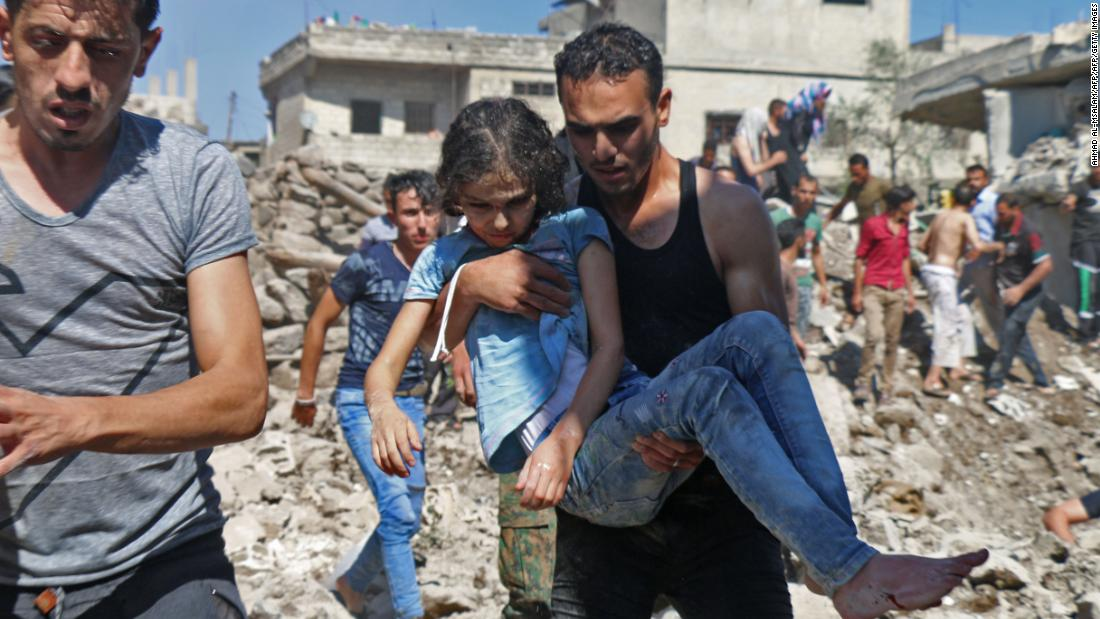 Syrian government reaches reconciliation deal with rebels in Nawa