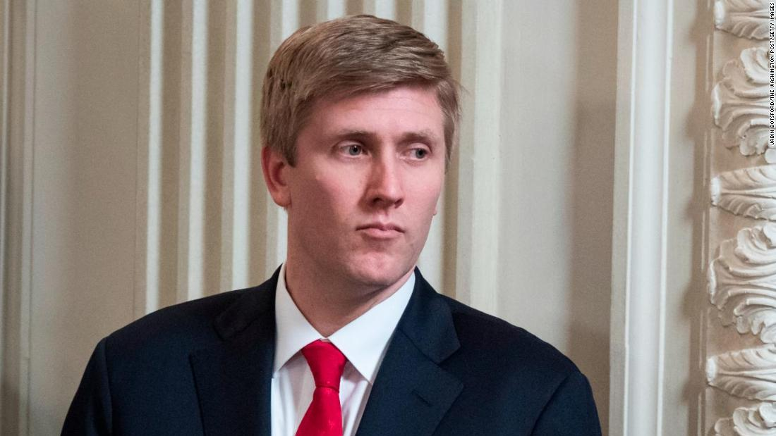 Young Rich And Loyal The Rising Gop Star Who Passed On Becoming Trump S Chief Of Staff Cnnpolitics