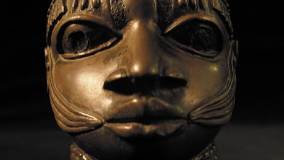 """The Benin bronzes include """"some of the greatest achievements of sculpture from any period,"""" according to former British Museum director Neil MacGregor."""