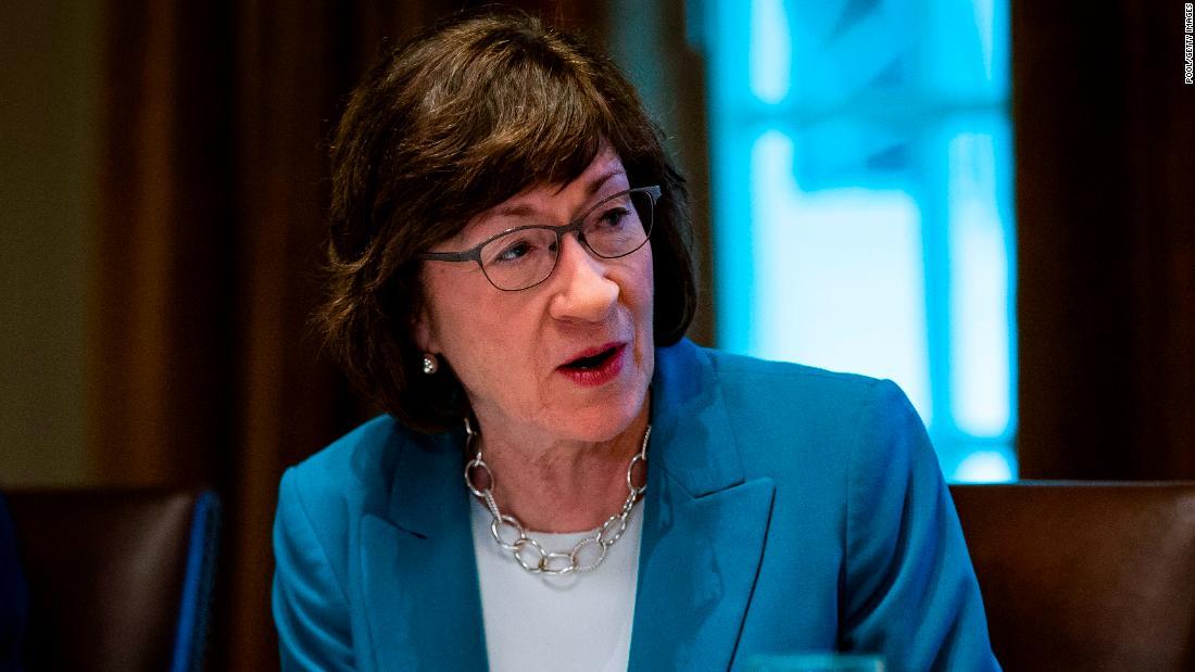 Βασικές GOP γερουσιαστές λένε ότι είναι ανοικτή σε μάρτυρες, αλλά δεν θα αποφασίσει μέχρι μετά το άνοιγμα επιχειρήματα