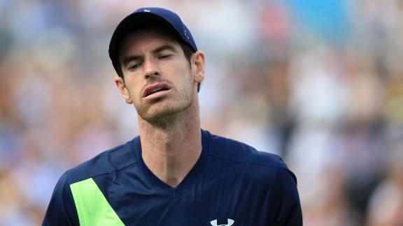 Scottish tennis star, Andy Murray.