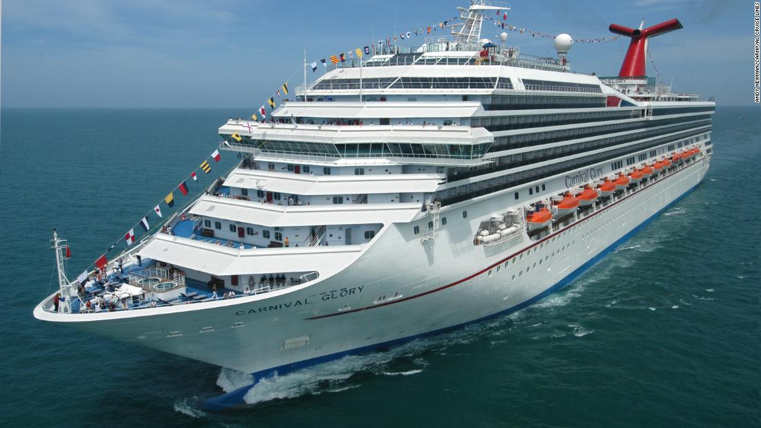 CA cruise ship crew member falls overboard -- and is rescued 22 hours later by another cruise ship