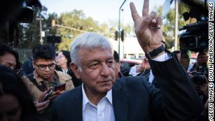 Who is Mexico's Andres Manuel Lopez Obrador?