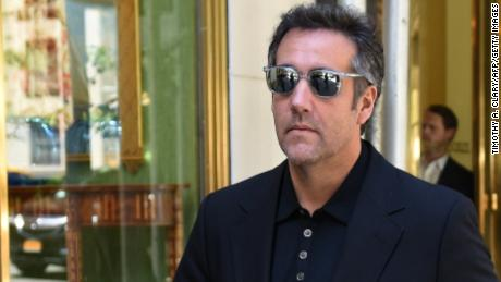 The Michael Cohen tapes story is just getting started