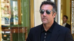 Feds have 12 audio recordings from Cohen raid