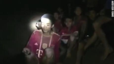 Thailand cave rescue: The health toll of waiting for freedom