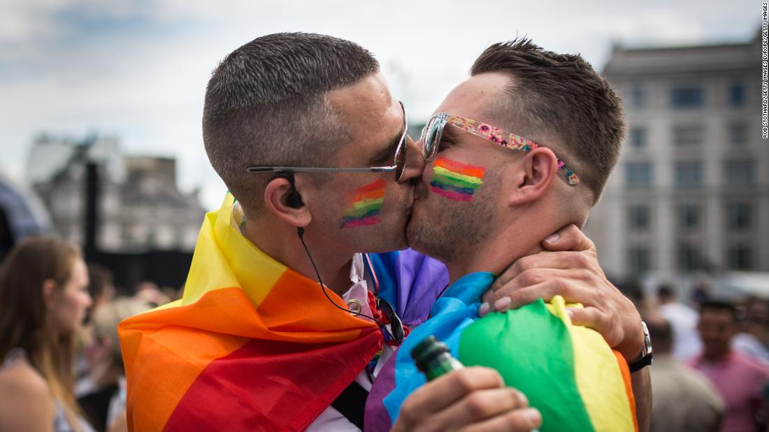 UK government to ban 'gay conversion therapy'