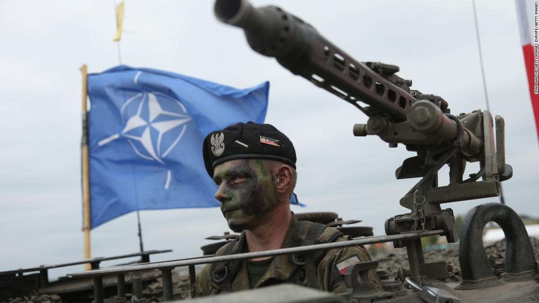 Researchers used fake social media accounts to influence NATO troops during military exercise