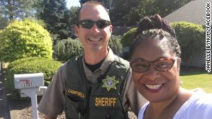 Woman calls the police on a black representative campaigning in Oregon