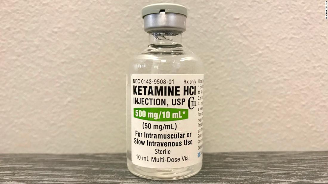 Ketamine Offers Lifeline For People With Severe Depression, Suicidal Supposes