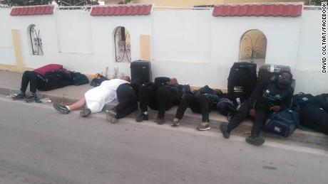 Zimbabwe Rugby team receives apology after sleeping on street in Tunisia