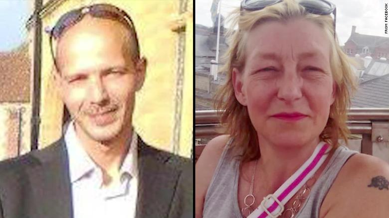 British couple poisoned by nerve agent used against former Russian spy