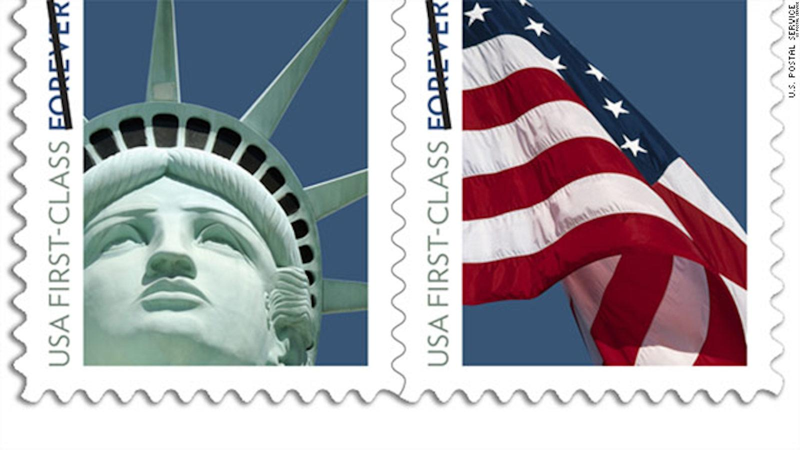 Statue Of Liberty Stamp Mix Up Leads To $3.5M Payout   CNN Style