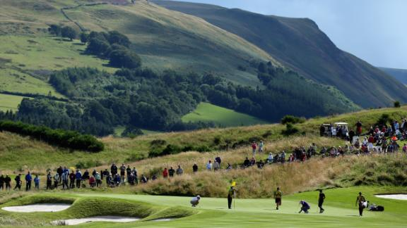 Gleneagles: A one-stop shop for golf and glamor, Gleneagles offers an inland antidote to Scotland