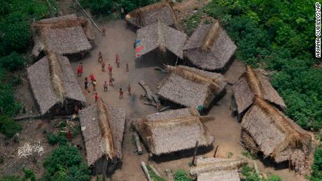 Measles outbreak threatens isolated Amazonian tribe
