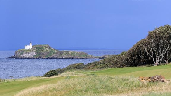 The Renaissance Club: Another East Lothian gem with stellar views.